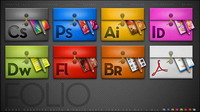 Series design software adobe folder icon png